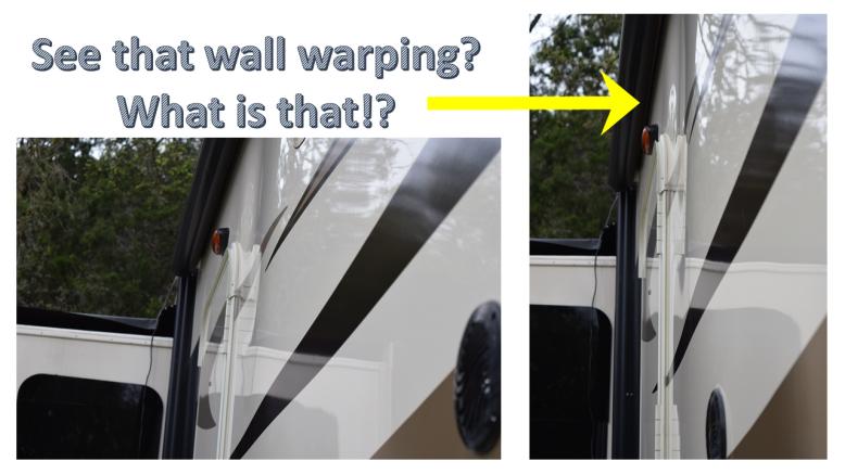 Wall Warping