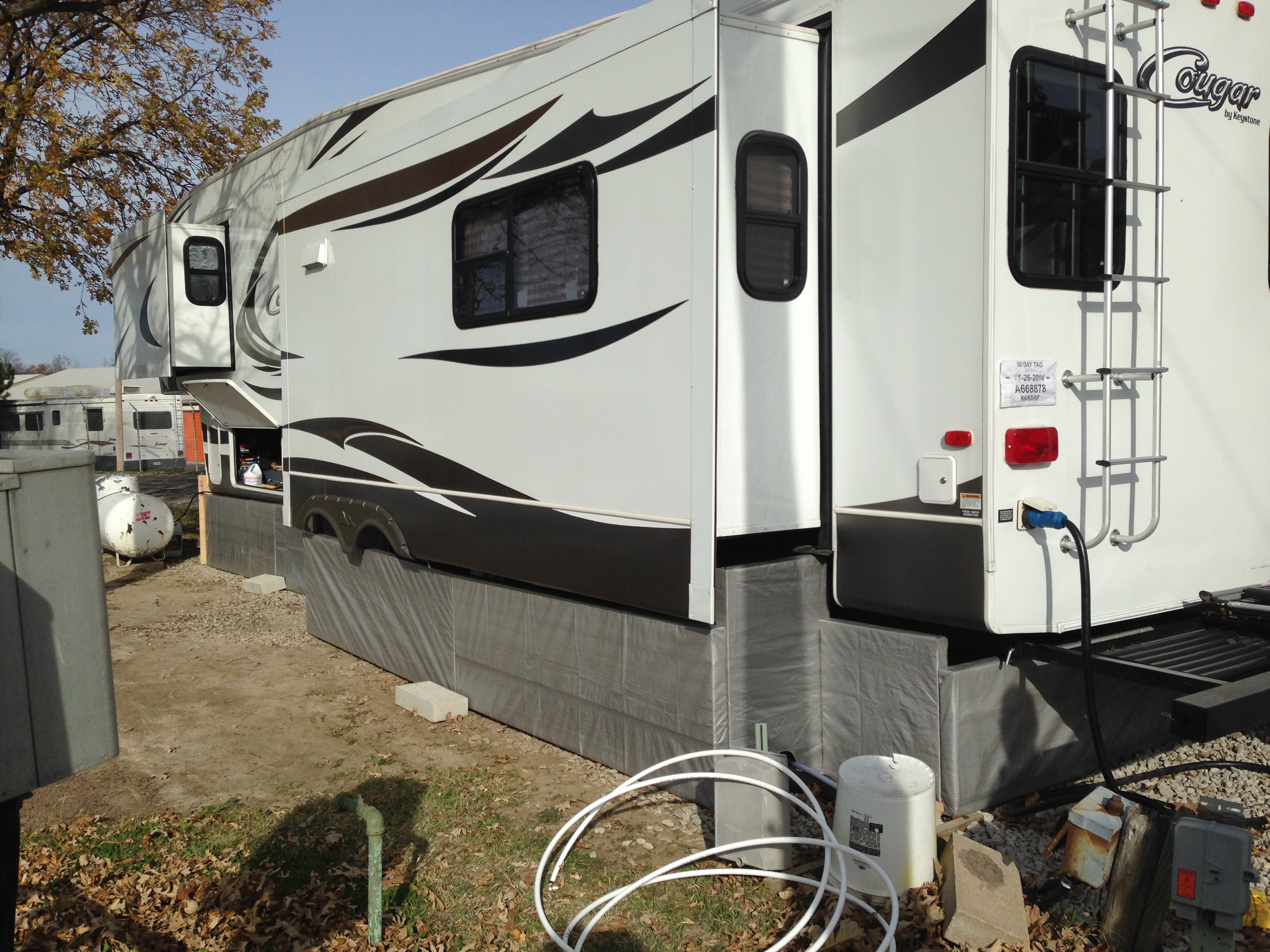 Winter Gadgetry And Tips For Winter Rving Hebard S Travels